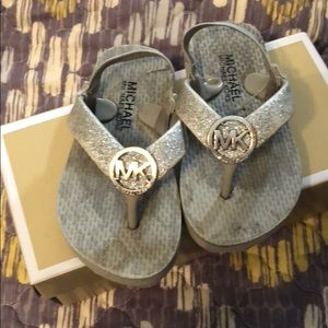 Michael Kors thing sandals
